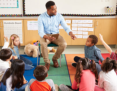 An Experienced Educator