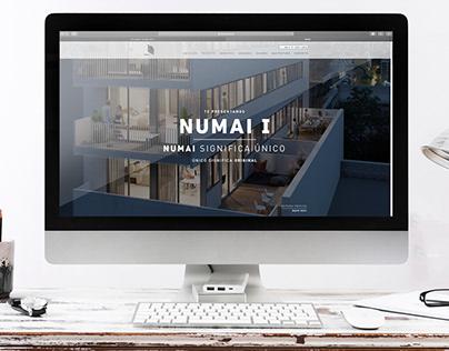 Numai - Identidad Visual