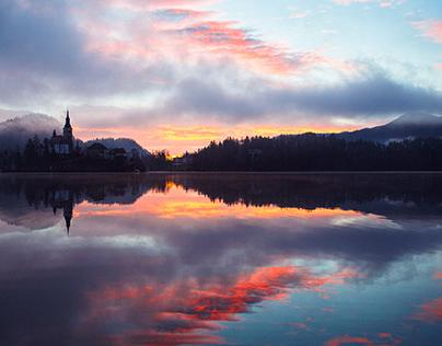 Magic In Slovenia (Film Photography)