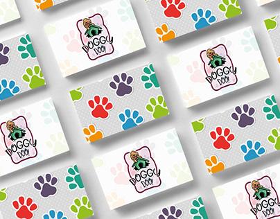 "Doggy Doo"" Logo Design & Business Card"