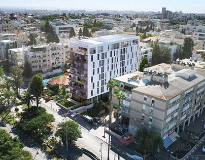 BIALIK 4 - Ramat HaSharon | Kimmel Eshkolot Architect