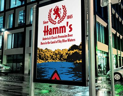 Hamm's Rebrand