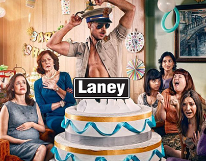 Laney Amplifiers - Responsive Website