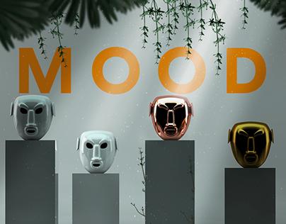 Mood -  Experience Website