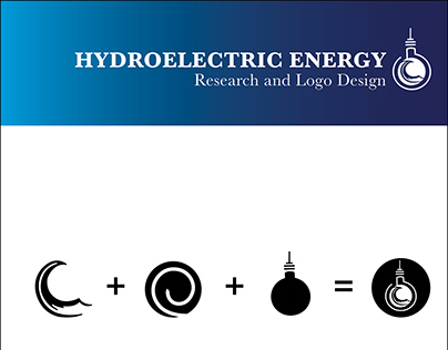 Research and Logo Design: Hydroelectricity