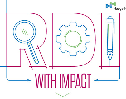 RDI with Impact infographic for Haaga-Helia