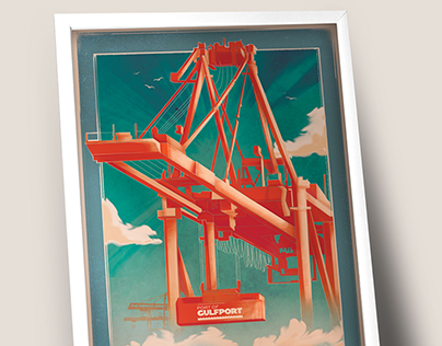 Port of Gulfport Website & Branding