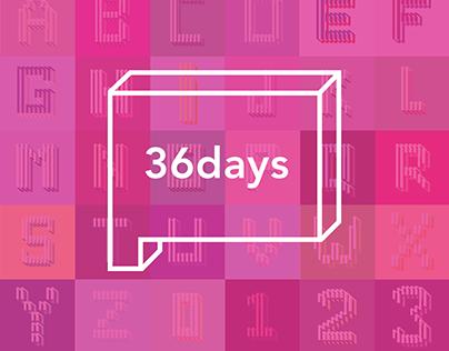 36 Days of Type Challenge