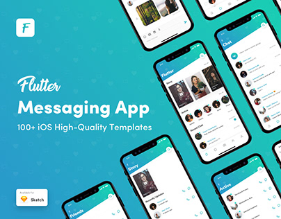 Flutter Messaging UI Kit