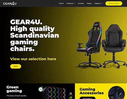 Gear4U.dk - Luxurious Chairs Online Store