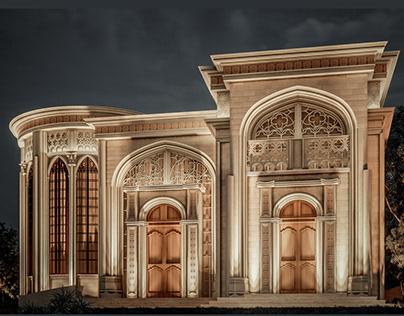 Islamic Exterior Design