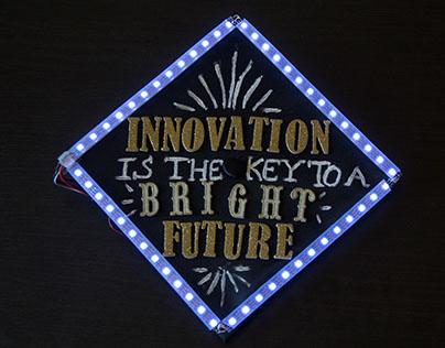 Arduino Graduation Cap
