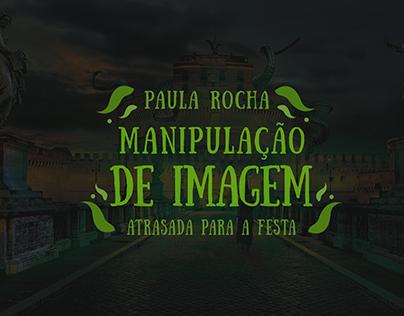 Manipulação de Imagem | Atrasada para a Festa