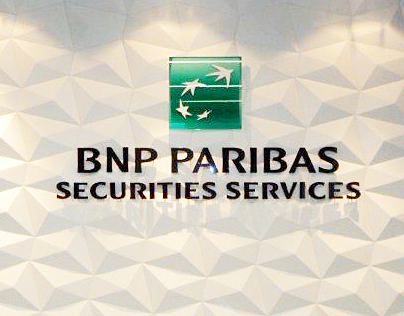 BNP PARIBAS - visual identification system