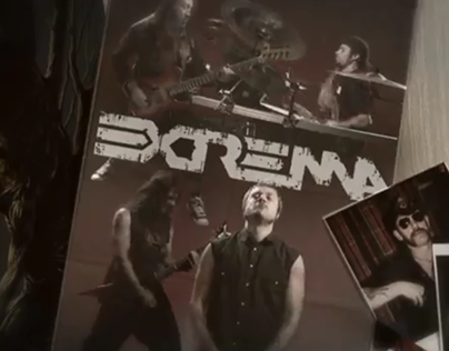 """VIDEOCLIP """"EXTREMA - FROM THE 80'S"""""""