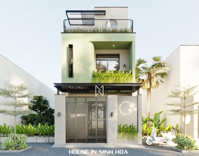 HOUSE IN NINH HOA