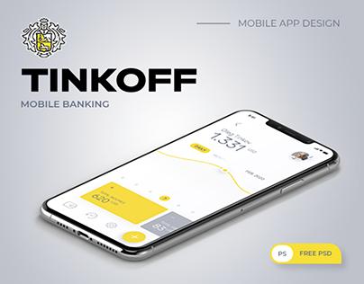 Tinkoff Bank app