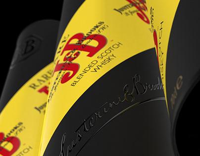 Whisky J&B, Giftpack 2020  Diageo France