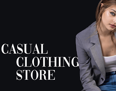 Casual clothing store (PINKO)