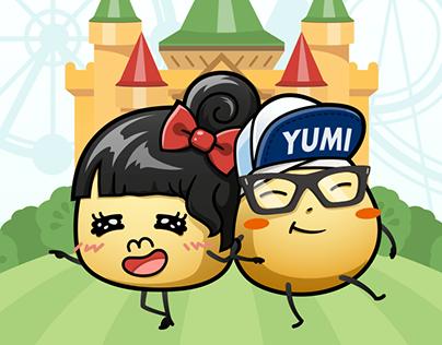 YUMI - Theme Park