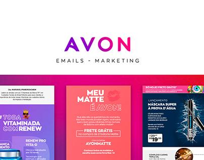 Emails Brasil - Avon