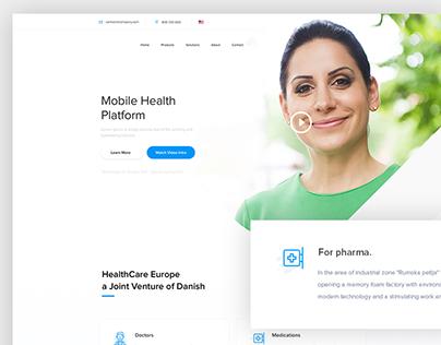 Mobile Health Platform - Healthcare Solution