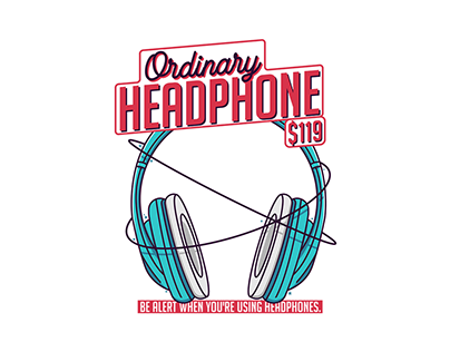 Ordinary Headphone