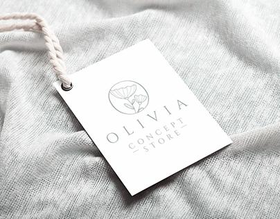 Olivia Concept Store - Logotipo