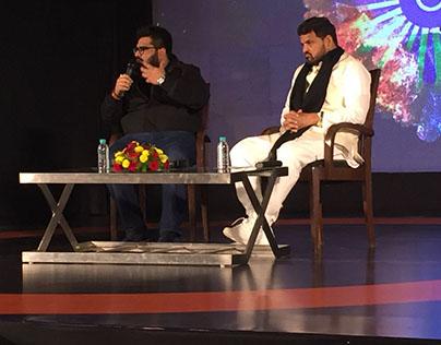 Kartikeya Sharma at Pro Wrestling League Season 3