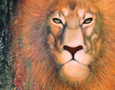 """""""The King"""" painting"""