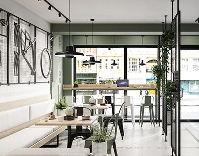 Hungry Bikes Kafe