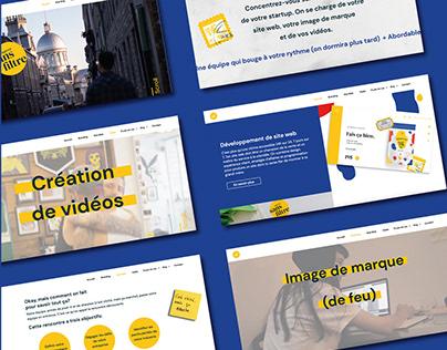 Branding Agence Sansfiltre