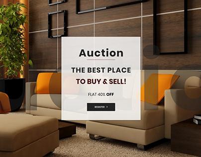 Classic Auction Design - Redesign