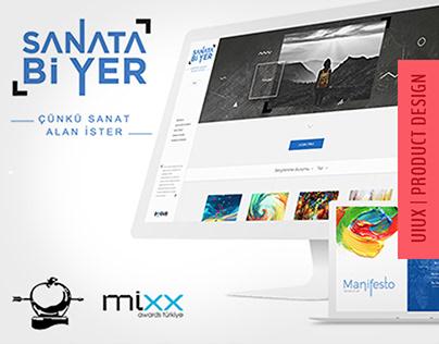 osmanakbay Doğuş Grubu / SanataBiYer | Kristal, Mixx |