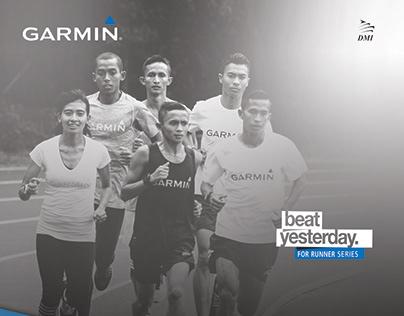 Print Ads Garmin Line Up 2015 by DMI