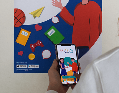 YAS - You are strong: mental health app for students