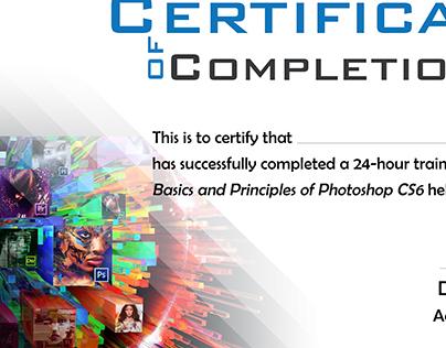ACDC Certificates