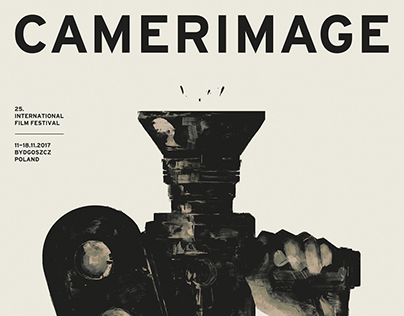 Camerimage 2017 Poster