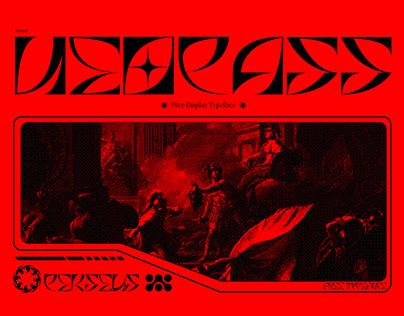 Neopass [Free Typeface]