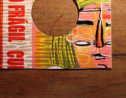 Arte para expo 7'' Polegadas - GROOVA