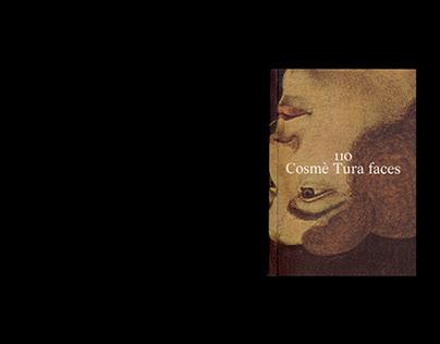 110 Cosmè Tura faces