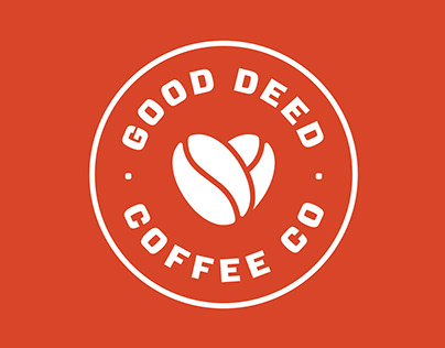 Good Deed Coffee Co — branding