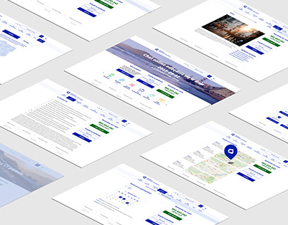 Alcoholics Anonymous - website redesign