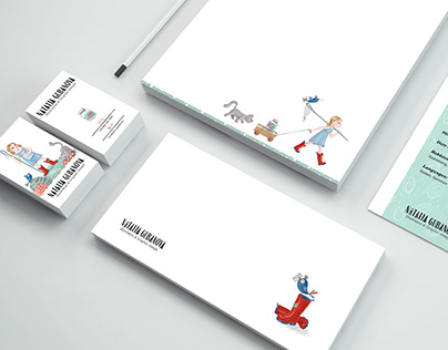Self promotional items design