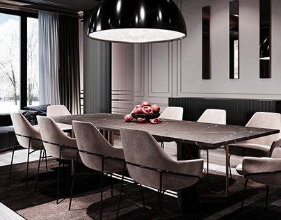 Qatar Interior Design by Gordijovich