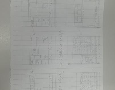 major Desigh stucture