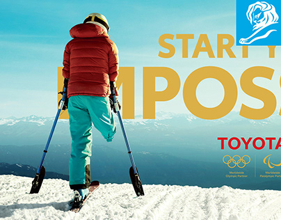 TOYOTA GLOBAL OLYMPICS