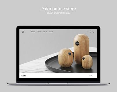 Furniture online store Aiku