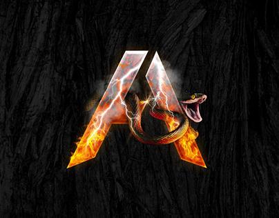 Logo Design   Amnesia