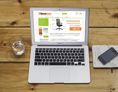 Web design, Logo and E-shop